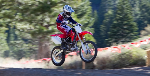 If You Spend Time And Money On Racing And Enjoy The Competitive Nature That  Motocross Offers   Stick With The 85cc. Photo: Honda Powersports. The 150cc  Bike ...