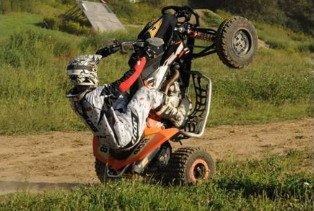 10 Quick Safety Tips for ATV Trail Riding | MotoSport