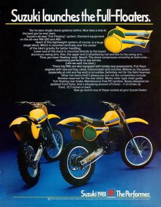The History of Motocross Suspension | MotoSport