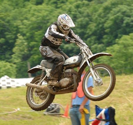 Profile Guy Cooper Motocross Legend Motosport