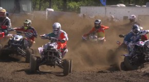 Tips to getting the holeshot in ATV motocross