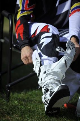 How To Break In Motocross Boots Motosport