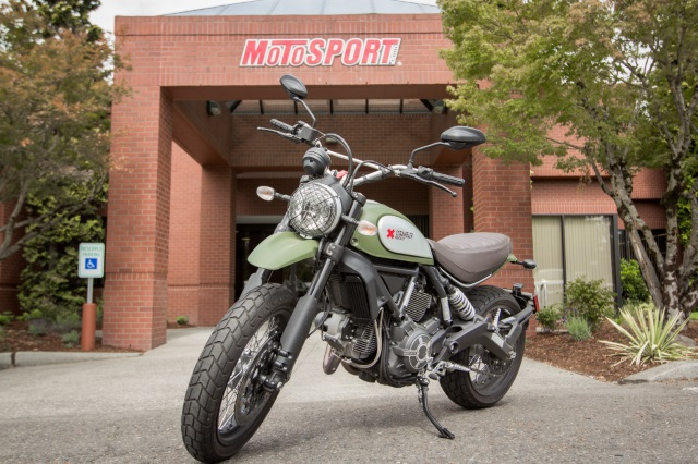 Ducati Scrambler Review Five Stages Of Ownership A Personal