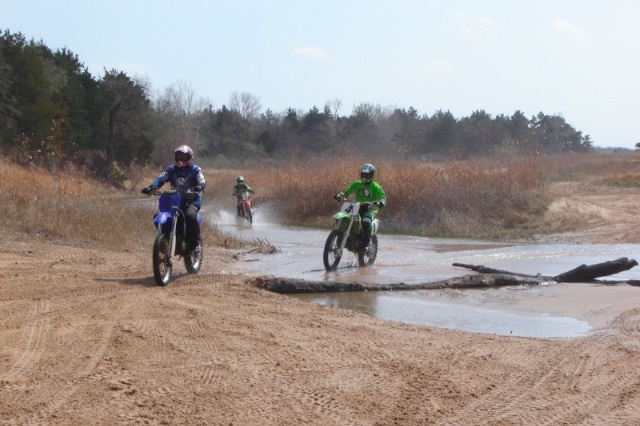Best Places to Ride Dirt Bikes: Texas | MotoSport