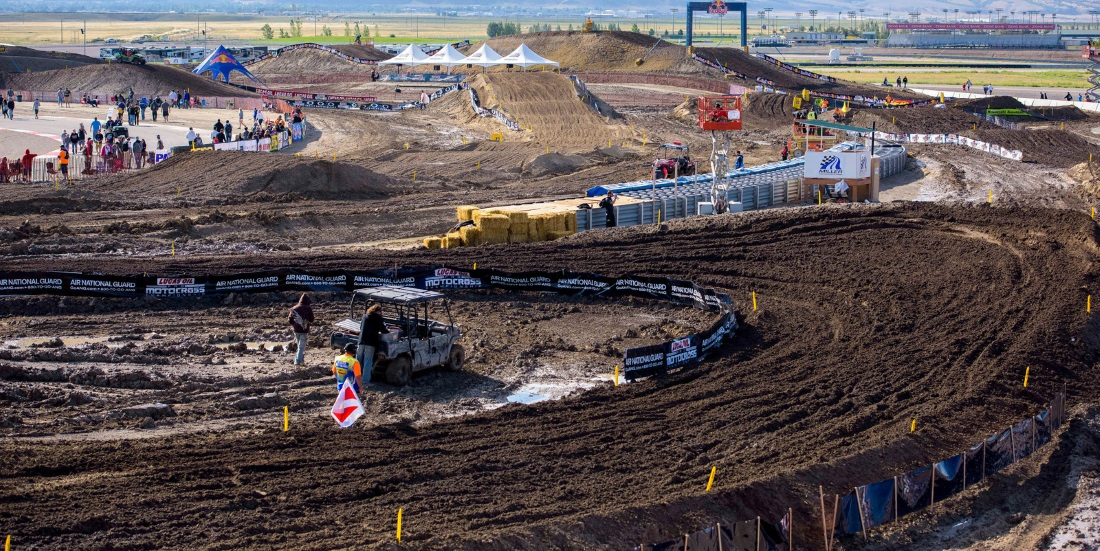 Names Of Supercross And Motocross Track Sections Motosport
