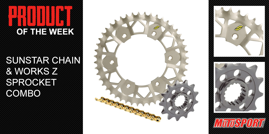 Product of the Week: Sunstar Chain & Works Z Sprocket ...
