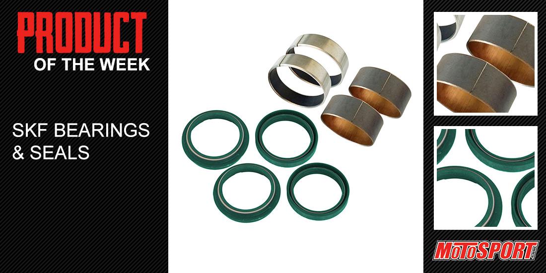 Product of the Week: SKF Bearing and Seals   MotoSport