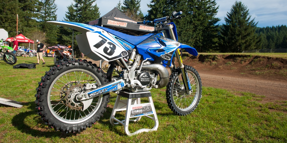 motocross 4 stroke maintenance
