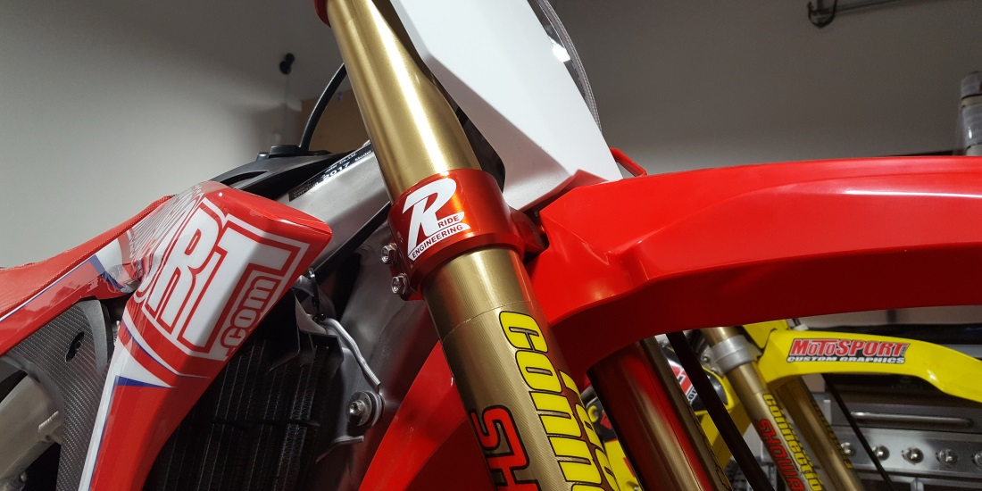 How To Change Fork Oil on a Dirt Bike | MotoSport