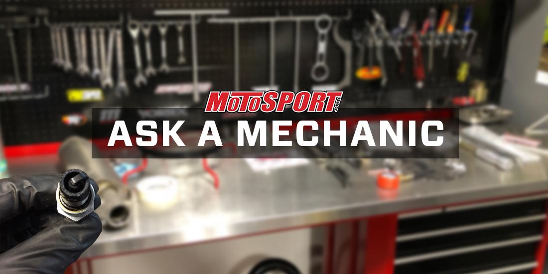 Ask a Mechanic: Fouled Spark Plugs | MotoSport
