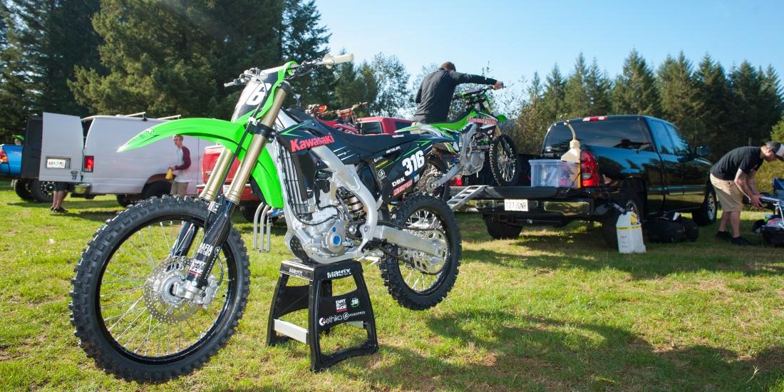 How To Clean a Dirt Bike | MotoSport
