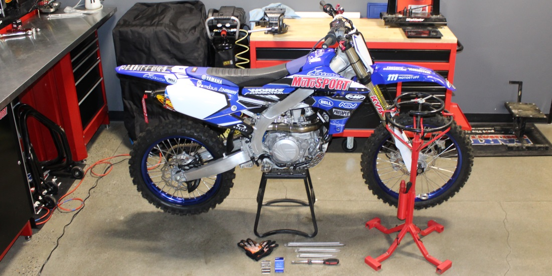 Tips For Removing And Replacing A Dirt Bike Tire Motosport