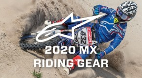2020 Alpinstars MX Riding Gear