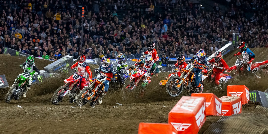 monster energy supercross seattle results