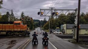 Tips to avoiding edge traps on a motorcycle