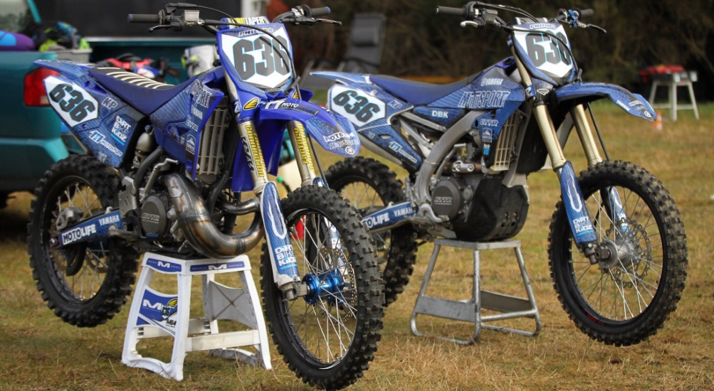 Motocross Riding Tips with Gary Semics: Differences Between
