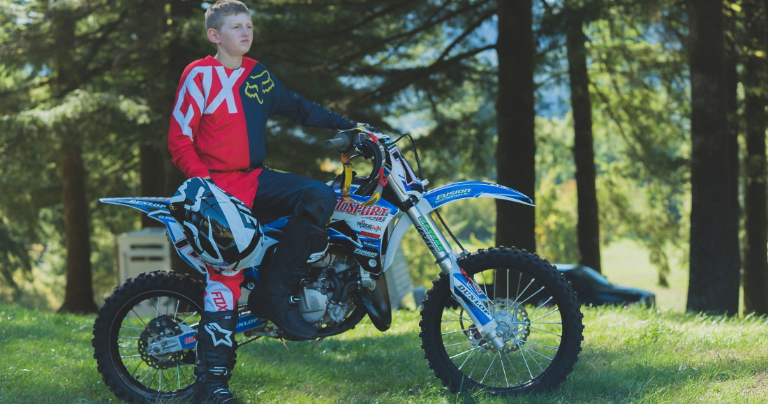 How To Size Dirt Bike Boots For Kids Motosport