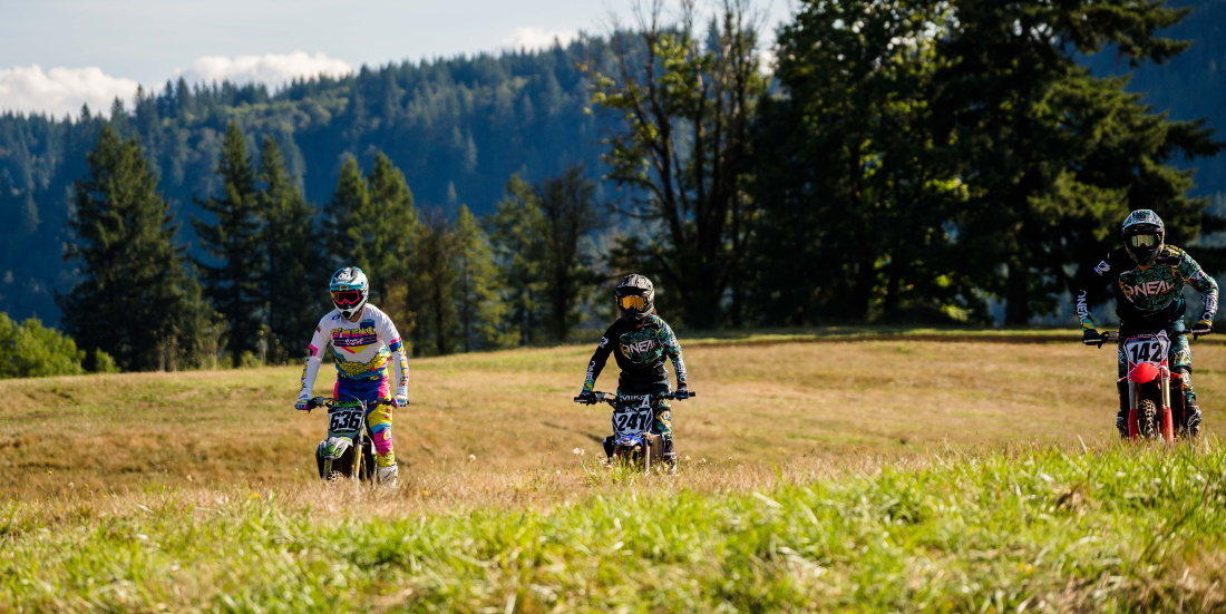 Tips to riding a dirt bike in your comfort zone