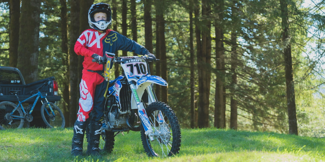 Youth Riding Gear Size Guide Motosport