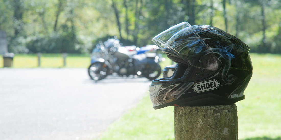 Are used motorcycle helmets safe