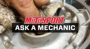 Advice on dealing with bad bearings in a dirt bike
