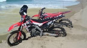 Best Dirt Bike for riding sand dunes