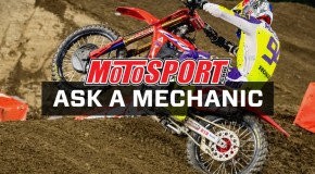 Advice to setting up dirt bike suspension