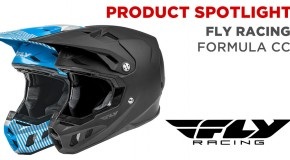 Product details for Fly Racing Formula CC Helmet