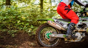 Tips to reduce noise from a dirt bike exhaust