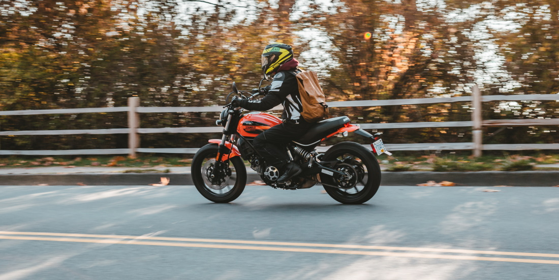 Tips for commuting on a motorcycle
