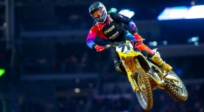 Supercross rider Ryan Breece