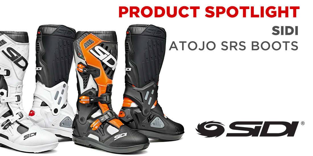 Product details for Sidi Atojo SRS boots