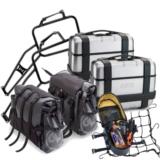 Dual Sport Racks and Luggage