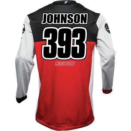 Sample Custom Jersey