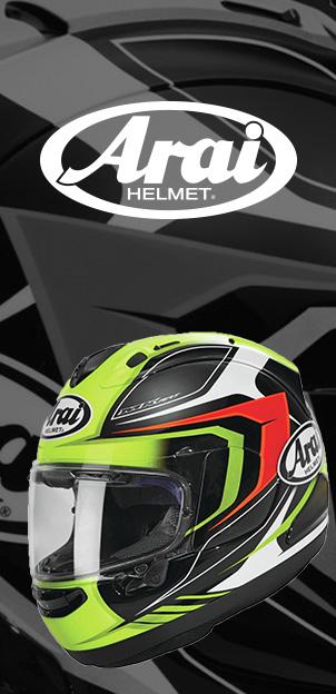 5b28c417dd2 Shop Now   New Arai Helmets
