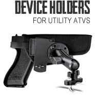 ATV Device Holders