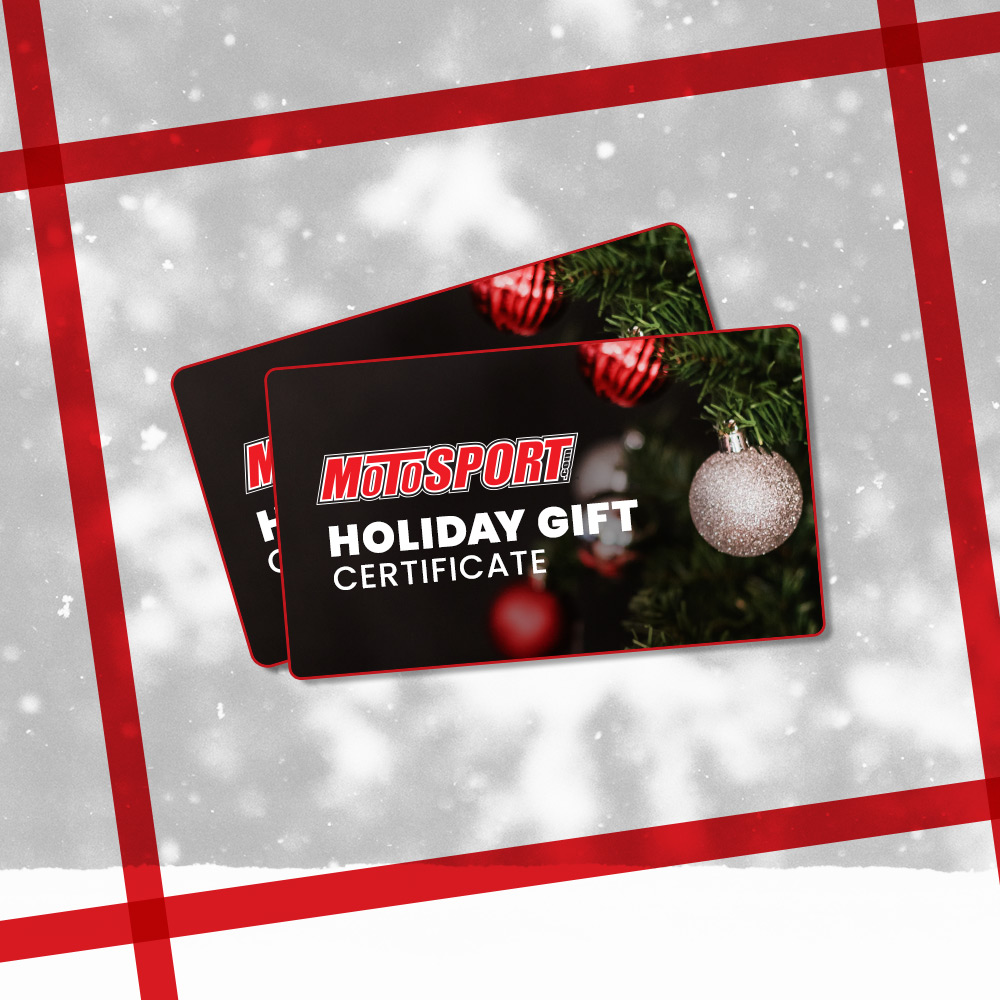 Motosport Gift Card